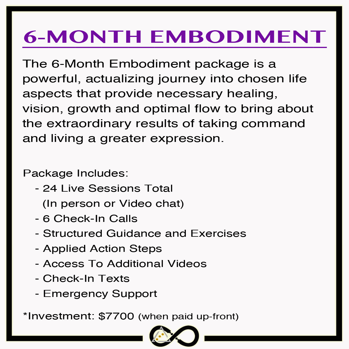 UCP PS Package (6-Month)