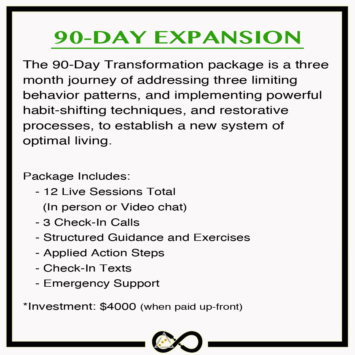 UCP PS Package (90-Day)